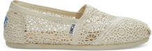 Natural Moroccan Crochet Women's Classics