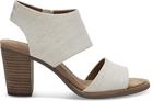 Majorca Sandal with Heel