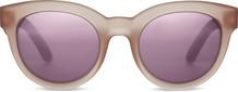 TRAVELER Florentin Matte Smoke/Lilac Mirrors