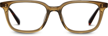 Helms Olive Crystal- Whiskey Tortoise Optical