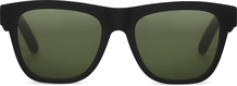 TRAVELER Dalston Matte Black/Amber Mirrored Lens