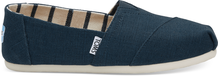 Majolica Blue Heritage Canvas Women's Classics Venice Collection
