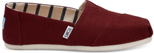 Black Cherry Heritage Canvas Women's Classics Venice Collection