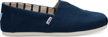 Majolica Blue Heritage Canvas Men's Classics Venice Collection