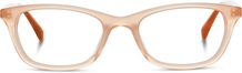 Candace Blush- Honey Tortoise Optical