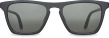 Dawson Shiny Black Polarized