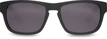 TRAVELER Eben Matte Black/ Grey Polarized