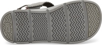 Drizzle Grey Global Webbing Tiny Ray Sandals