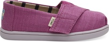 Rose Violet Heritage Canvas Tiny Classics
