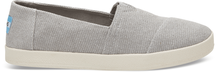 Drizzle Grey Heavy Canvas Women's Avalon Slip-Ons