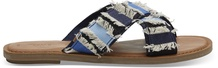 Navy Coupe Denim Women's Viv Sandals