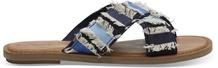 Navy Coupe Denim Women's Viv Sandals