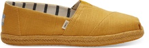 Gold Fusion Canvas on Mono Rope Women's Alpargatas