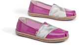 Persimmon Translucent Women's Rope Sole Espadrilles