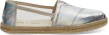 Clear Tranlucent Rope Sole Women's Espadrilles