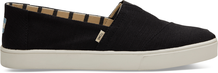 Black Canvas Men's Cupsole Classics Venice Collection