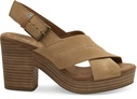 Honey Suede Ibiza Women's Sandals