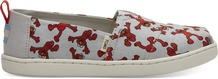 Light Grey Elmo Printed Canvas Youth Classics