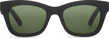 TRAVELER Paloma Matte Black/Bottle Green