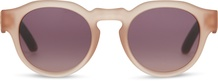 TRAVELER Bryton Matte Grapefruit Violet Gradient Lens