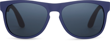 TRAVELER Manu Matte Deep Cobalt Dark Grey Lens