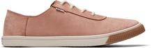 Sand Pink Nubuck Carmel Women's Sneakers