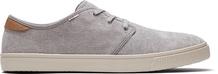 Cement Micro Corduroy Men's Carlo Sneakers Topanga Collection