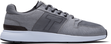 Grey Sport Knit Arroyo Men's Sneakers