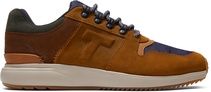 Waterproof Carmel Brown Waxy Suede Men's Arroyo Sneakers