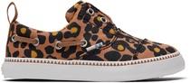 Leopard Pasadena Tiny TOMS Slip-Ons