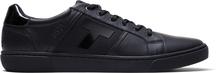 Star Wars x TOMS Leandro Black Star Wars Vader Leather