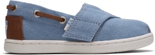 Blue Denim Tiny Bimini Slip-Ons
