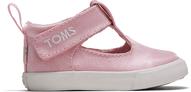 Pink Shiny Glitz Baby Joon Flats