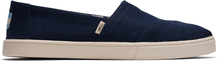 Navy Heritage Canvas Women's Cupsole Alpargatas Venice Collection