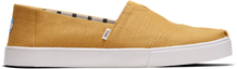 Yellow Canvas Men's Cupsole Classics Venice Collection
