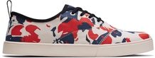 Koi Camo Printed Men's Cordones Venice Collection
