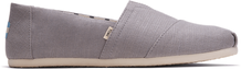 Light Grey Canvas Men's Classics Venice Collection