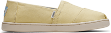 Plant Dye Yellow Canvas Youth Classics