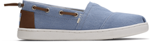 Blue Denim Kids Bimini Slip-Ons