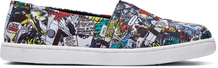 Multi MARVEL Comic Pop Print Youth Classics