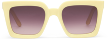 TRAVELER Zuma Banana Ice/Plum Gradient Lens