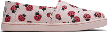 Creole Pink Love Bugs Print Youth Classics