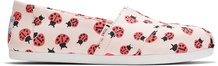 Creole Pink Love Bugs Print Women's Classics