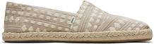Macadamia Woven Espadrille Alpargata Rope