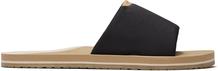 Black Jersey Carly Sandal