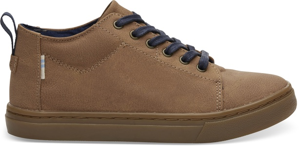 Light Twig Youth Lenny Mid Sneakers